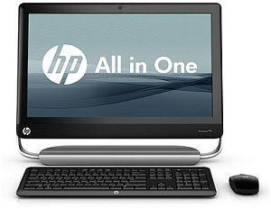 HP TouchSmart elite 7320, Core i3-2120, 4GB, 500GB, Windows 7 Professional (LH182EA)