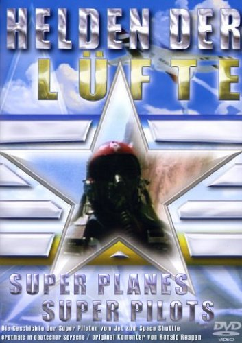 Helden der Lüfte: Super Planes & Super Pilots -- via Amazon Partnerprogramm