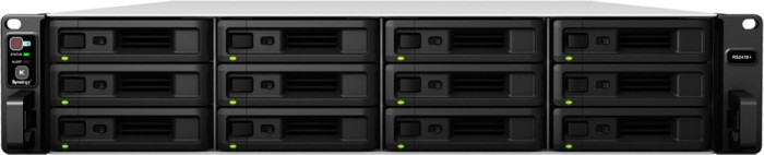 Synology RackStation RS2418RP+ 12TB, 4x Gb LAN, 2HE