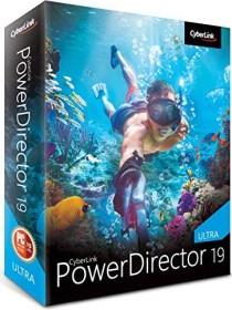 CyberLink Power Director 19 Ultra (German) (PC)