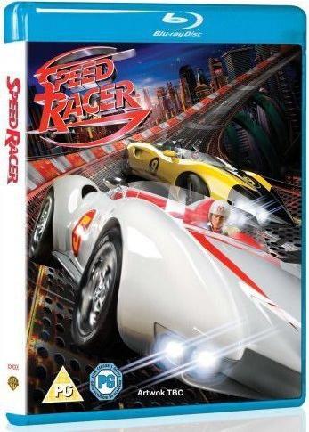 Speed Racer (Blu-ray) (UK) -- via Amazon Partnerprogramm