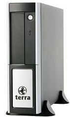 Wortmann Terra PC-Business 5000 Silent Greenline, Core i3-2120, 4GB RAM, 500GB HDD (1009310)