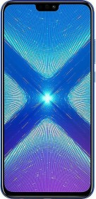 Honor 8X 64GB/4GB blau
