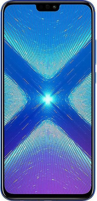 Honor 8X 64GB/4GB blau