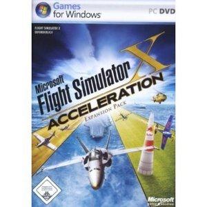 Flight Simulator X - Acceleration Pack (Add-on) (German) (PC)
