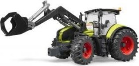 Bruder Professional Series Claas Axion 950 with Frontloader (03013)