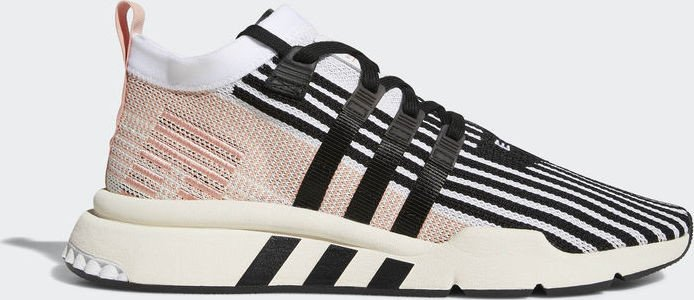 detailed look 5b3b4 d0092 adidas EQT Support Mid ADV Primeknit ftwr whitecore blacktrace pink ( Herren