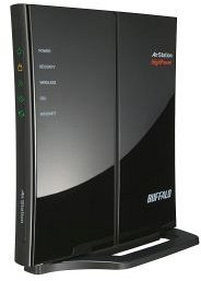 Buffalo Wireless-N Nfiniti HighPower WBMR-HP-GN, 150Mbps