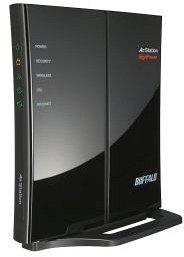 Buffalo Wireless-N Nfiniti HighPower WBMR-HP-GN