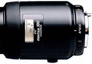 Pentax smc FA 100mm Makro 2.8 schwarz (28930)