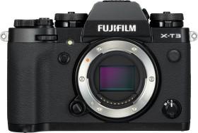 Fujifilm X-T3 schwarz Body