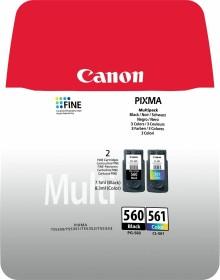 Canon Tinte PG-560/CL-561 schwarz/dreifarbig Multipack (3713C006)
