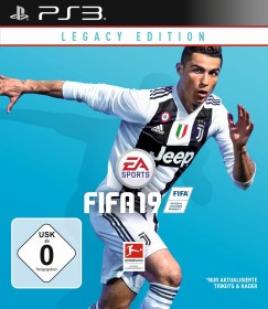 EA Sports FIFA Football 19 - Legacy Edition (PS3)