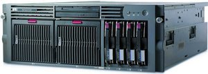 HP ProLiant DL585 G1, 2x Opteron 842 1.60GHz (various types)
