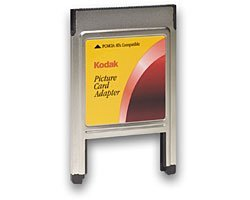 Kodak Picture Card adapter CompactFlash/PCMCIA (1561596)