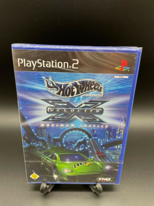 Hot Wheels Velocity X (niemiecki) (PS2) -- via Amazon Partnerprogramm