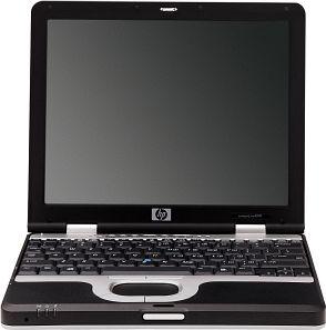 HP nc6000, Pentium-M 1.60GHz, 512MB RAM, 40GB