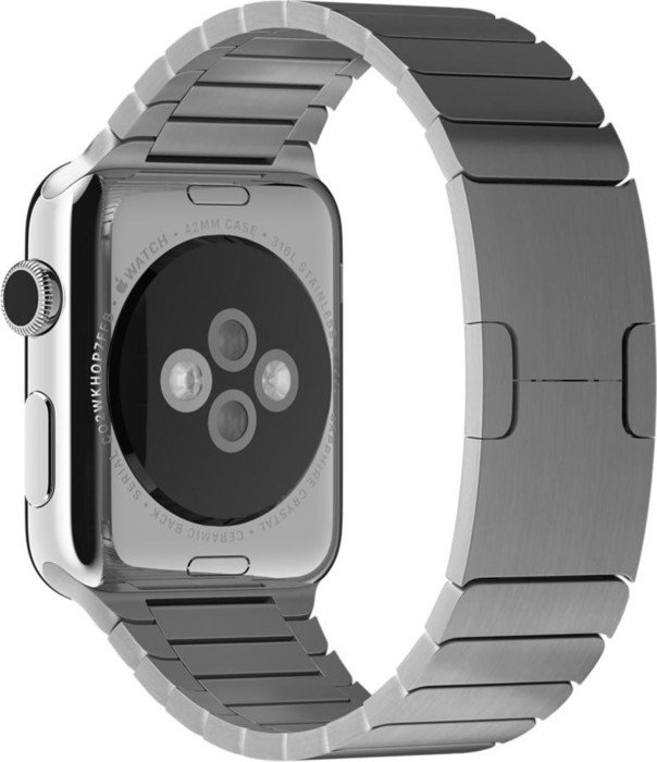 Apple link bracelet for Apple Watch 42mm silver (MJ5J2ZM/A)