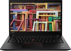 Lenovo ThinkPad T14s G1 AMD, Ryzen 7 PRO 4750U, 16GB RAM, 512GB SSD, Fingerprint-Reader, Smartcard, beleuchtete Tastatur, IR-Kamera, LTE, Multi-Touch, 300cd/m², Windows 10 Pro (20UJ000YGE)