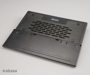 Akasa echo notebook cooler, black (AK-NBC-29BK)