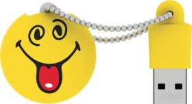 Emtec SW106 Smiley World 2 SW Silly 8GB, USB-A 2.0 (ECMMD8GSW106)