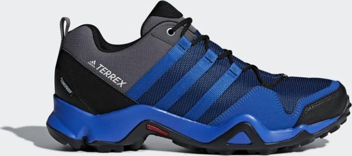 adidas Männer Terrex AX2 CP Wanderschuh blue beautycore blackgrey five AQ0786
