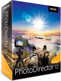 CyberLink Photo Director 12 Ultra (German) (PC)