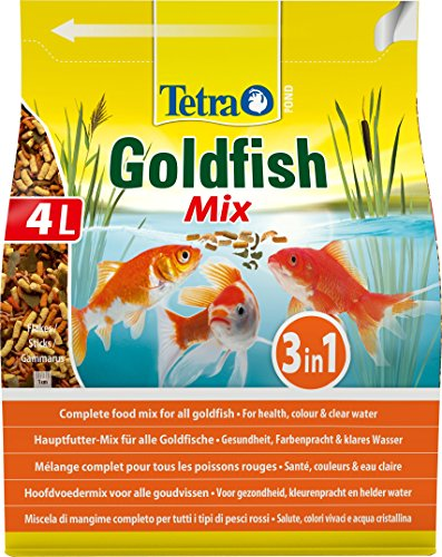 Tetra Pond Goldfish Mix fish food 4L -- via Amazon Partnerprogramm