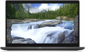 Dell Latitude 7310 schwarz, Core i5-10310U, 8GB RAM, 256GB SSD, Smartcard, Fingerprint-Reader, beleuchtete Tastatur (MN3C8)