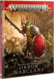 Games Workshop Warhammer Age of Sigmar - Battletome: Orruk Warclans 2021 (DE) (04030209012)