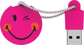 Emtec SW107 Smiley World 2 SW Wink Girl 8GB, USB-A 2.0 (ECMMD8GSW107)