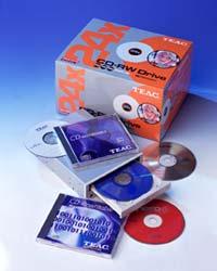 TEAC CD-W524EK retail