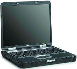 HP nw8000, Pentium-M 1.70GHz, 512MB RAM, 60GB HDD (DJ294)