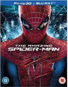 The Amazing Spider-Man (3D) (Blu-ray) (UK)