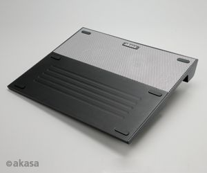 Akasa Libero notebook cooler, black (AK-NBC-28BK)