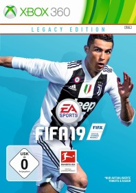 EA Sports FIFA Football 19 - Legacy Edition (Xbox 360)