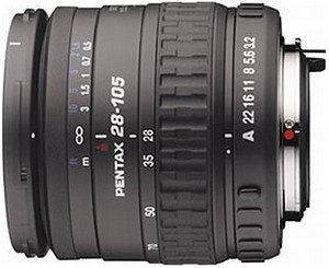 Pentax smc FA  28-105mm 3.2-4.5 AL IF (27997/28007)