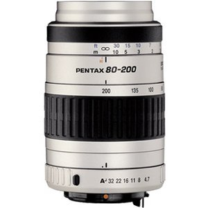 Pentax smc FA 80-200mm 4.7-5.6 schwarz (27597)