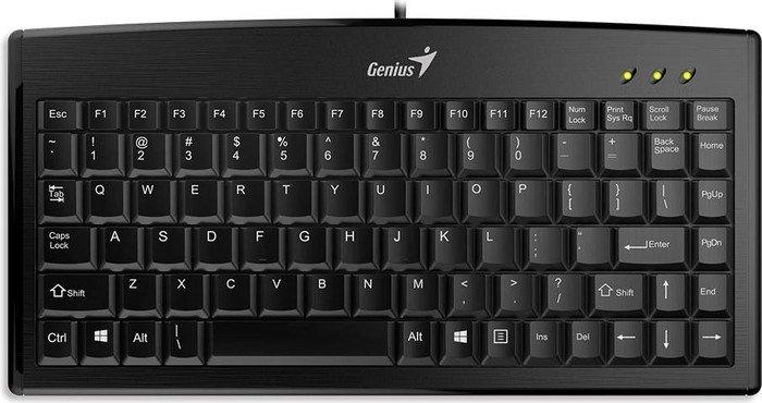 Genius LuxeMate 100, schwarz, USB, DE (31300725108)