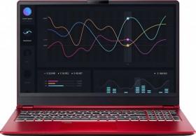 Nexoc B1504, Core i7-10510U, 32GB RAM, 1TB SSD, 500GB SSD, Windows, red (1372902)