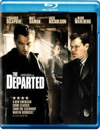 The Departed (Blu-ray) (UK) -- via Amazon Partnerprogramm