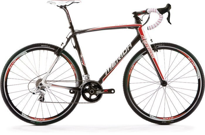 Merida Cyclo Cross carbon 907 model 2011