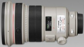 Canon EF 200mm 2.0 L IS USM white (2297B005)