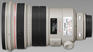 Canon EF  200mm 2.0 L IS USM (2297B005)