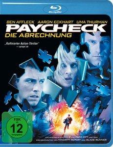 Paycheck - Die Abrechnung (Blu-ray)