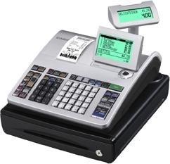 Casio SE-S400 Cash register