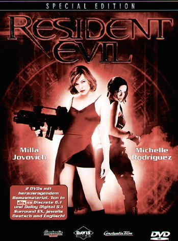 Resident Evil (Special Editions) -- via Amazon Partnerprogramm