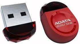 ADATA DashDrive Durable UD310 red 32GB, USB-A 2.0 (AUD310-32G-RRD)