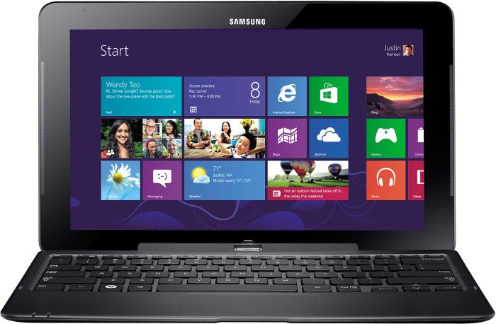 Samsung ATIV Tab 7 3G + KeyboardDock 128GB, Core i5-3317U, GPS (XE700T1C-G01DE)