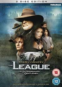 The League of Extraordinary Gentlemen (UK)